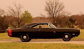 1970 Dodge Charger RT Six Pack Side Right