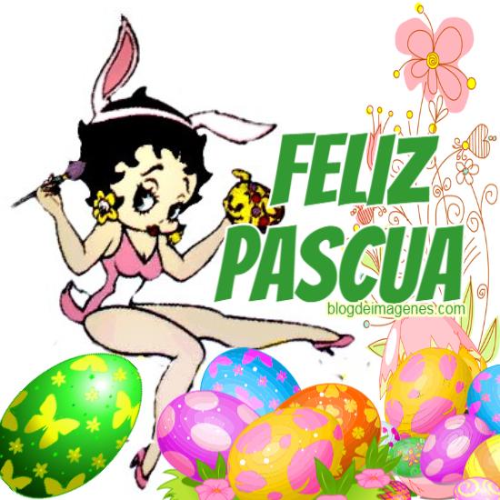 Betty Boop Pascua
