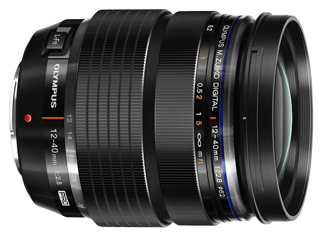 Zoom Olympus M.Zuiko 12-40mm f/2.8 PRO