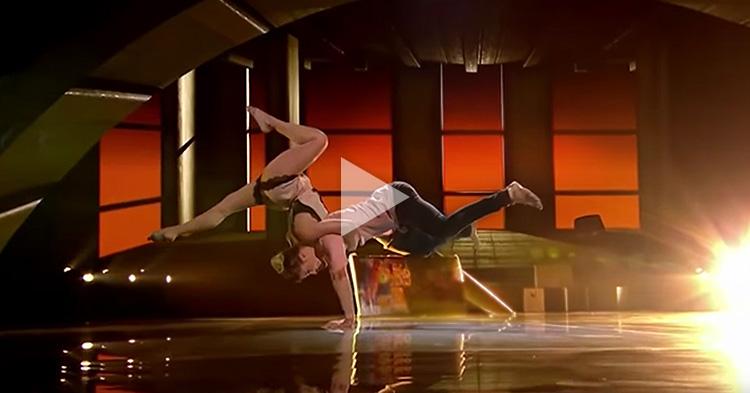 Pinoy-Belgian contestant and friend wins Belgium's Got Talent