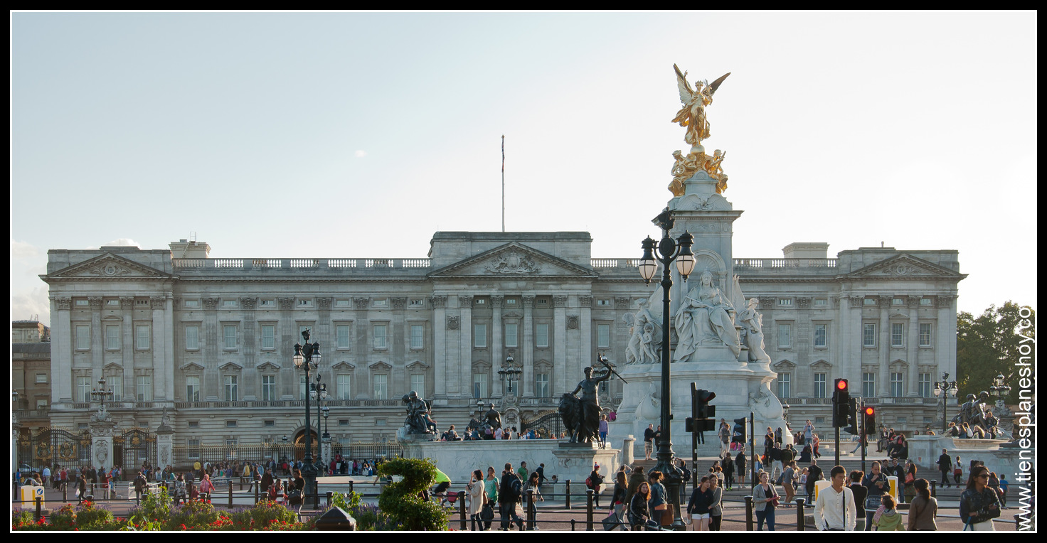 Palacio de Buckingham Londres (Buckingham Palace London)