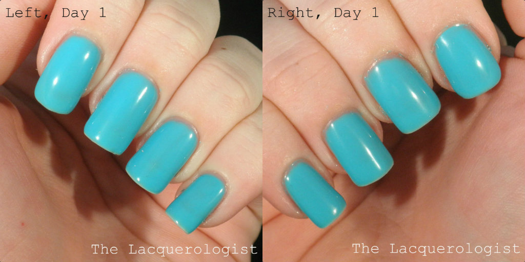 Haute Polish Gel Nails: Part 2! • Casual Contrast