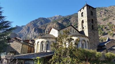 Iglesia de San Esteban Andorra
