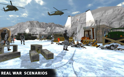 Mod Snow War Shooter 2017 Apk Offline Installer