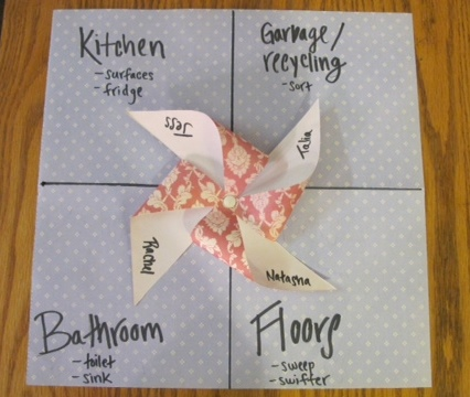 Stephanie G (st3ph2015) on Pinterest - chore chart