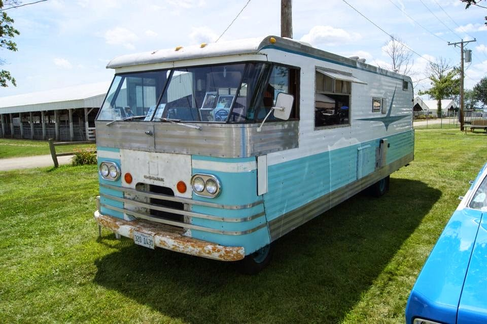 myrtle the 1964 travco motorhome ray frank and the original dodge