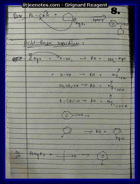 Grignard Reagent 8