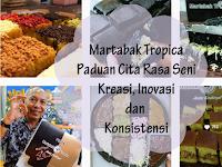 Martabak Tropica, Martabak Manis Paling Enak di Bandung Dengan Kualitas Bintang Lima