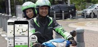 11 Tempat Ramai Order Penumpang Ojek Online Gojek-Grab di Bandung