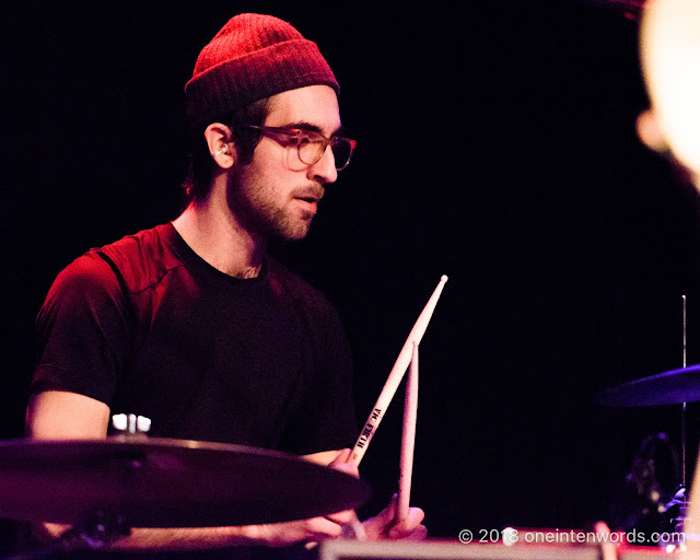 Bad Bad Hats at Lee's Palace on January 23, 2018 Photo by John at One In Ten Words oneintenwords.com toronto indie alternative live music blog concert photography pictures photos