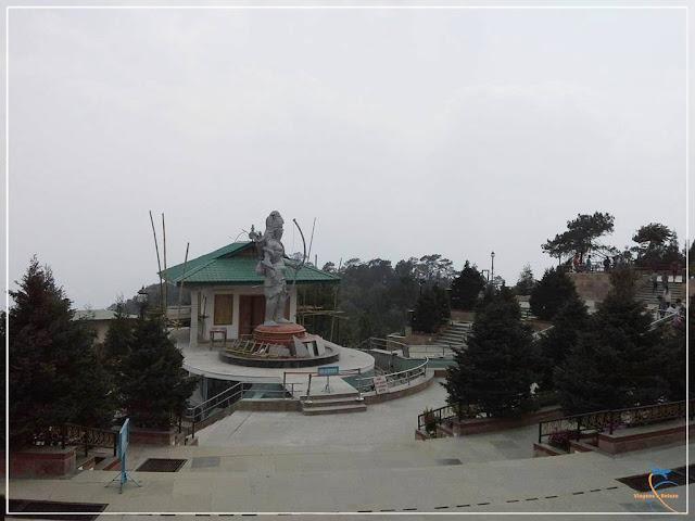 Siddheshwara Dham em Namchi - Sikkim - Índia