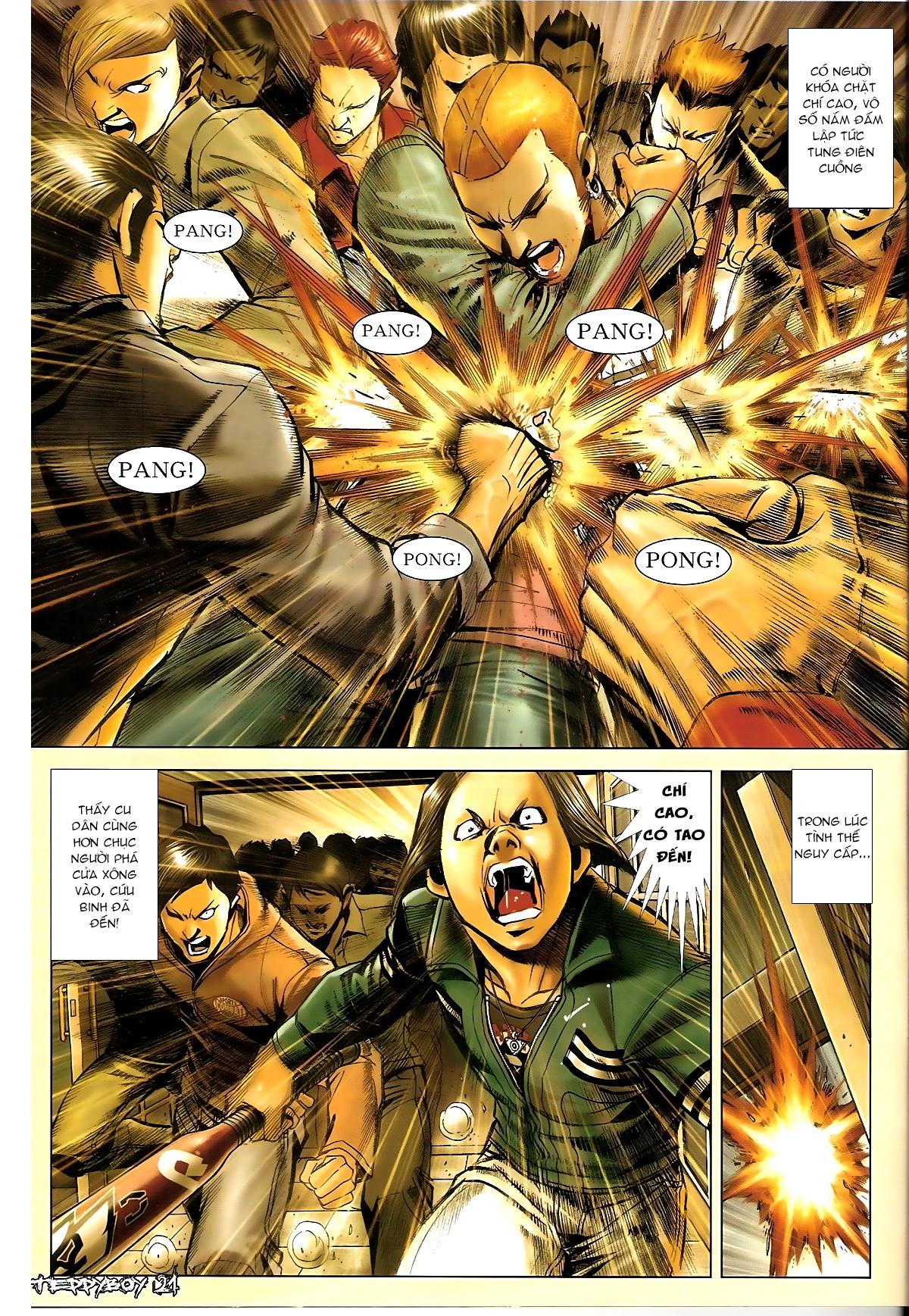 Người Trong Giang Hồ - Chapter 1357: Xúc Sinh Tư - Pic 18