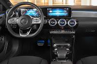 Mercedes-Benz A-Class Saloon (2019) Dashboard