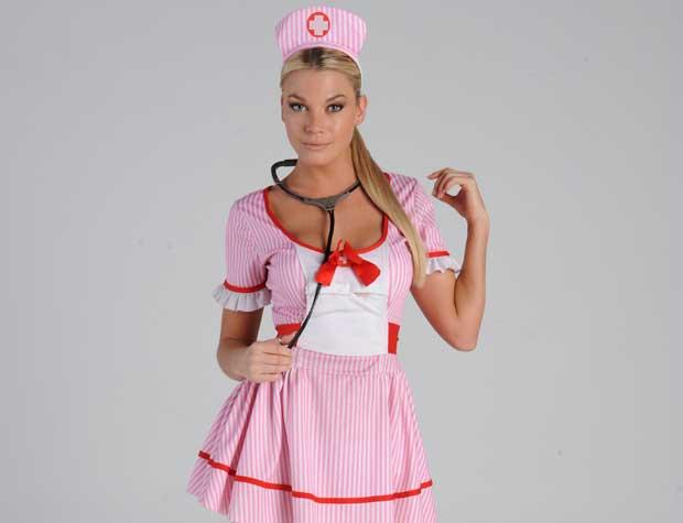 Gisela Berger Gisela Berger  Hot Nurse-9251