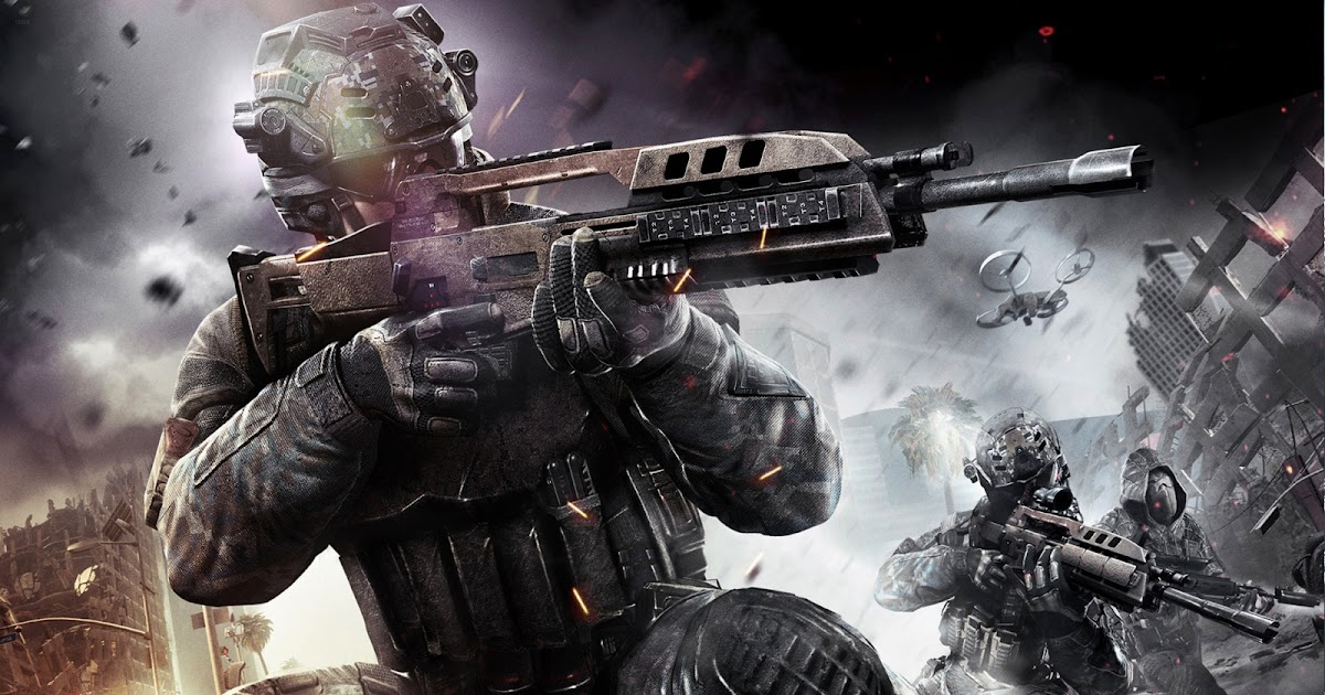 Call of Duty Black Ops 2 Wallpaper - Cool Games Wallpaper