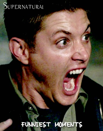 Supernatural: Top 10 Funniest Moments by freshfromthe.com