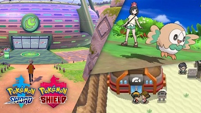 Pokemon Sword & Shield are coming to Switch