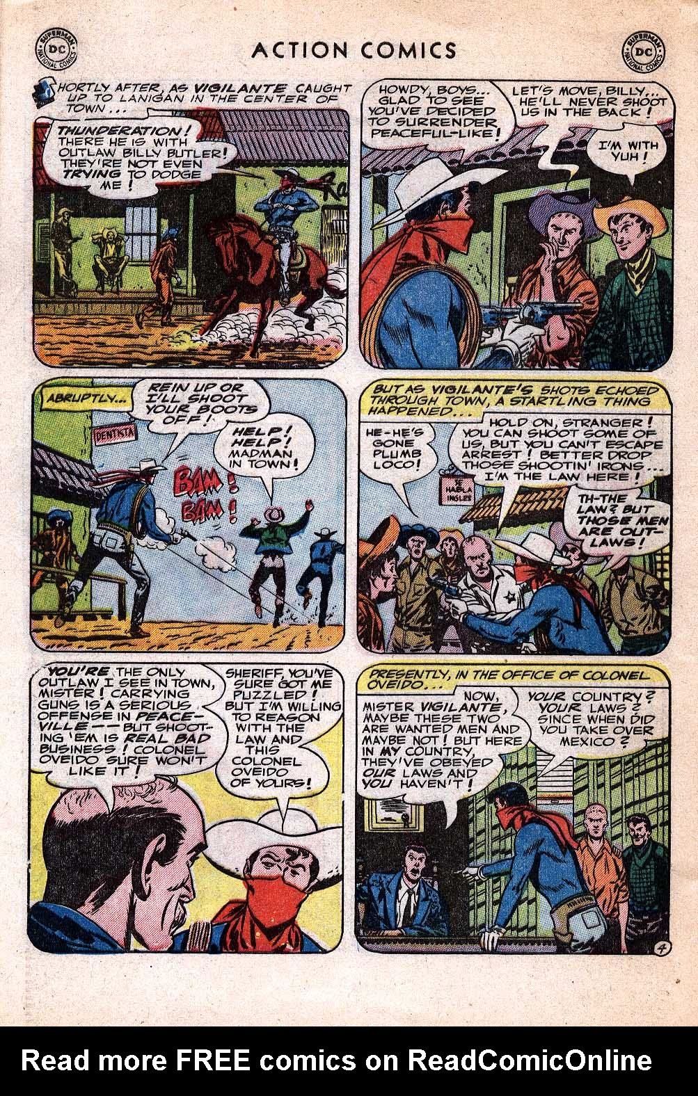 Action Comics (1938) 171 Page 36