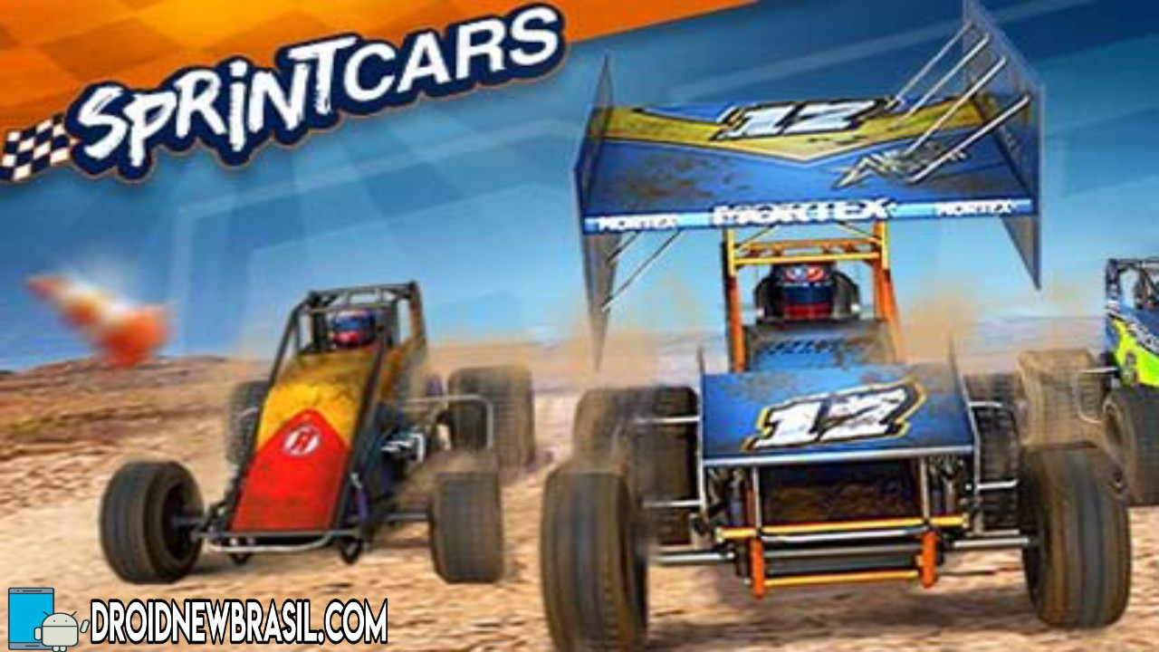 Dirt Trackin Sprint Cars v1.0.7 Apk – OBB