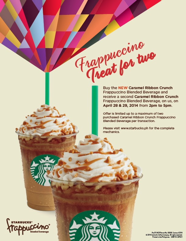 Frappuccino® Treat For Two