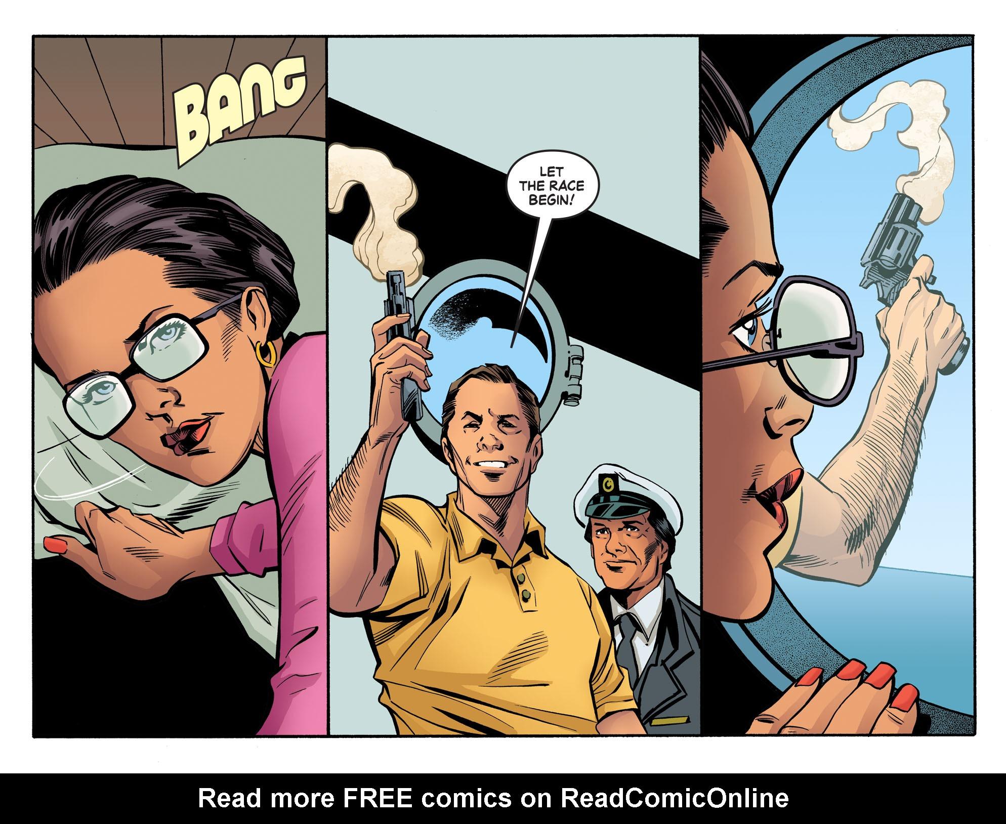 Read online Wonder Woman '77 [I] comic -  Issue #19 - 14