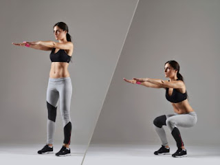 Home exercises : Exercises that can be done at home to stay fit