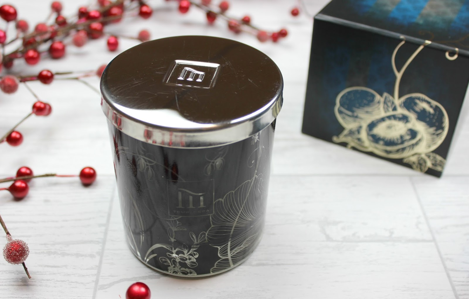 Luxury Christmas Gifts With Temple Spa Tattooed Tealady