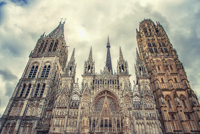 cathedrale notre dame rouen
