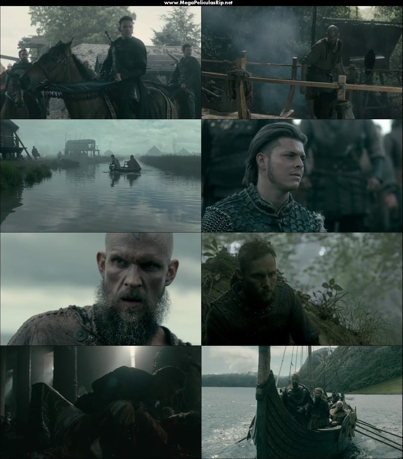 Vikingos Temporada 5 720p Latino