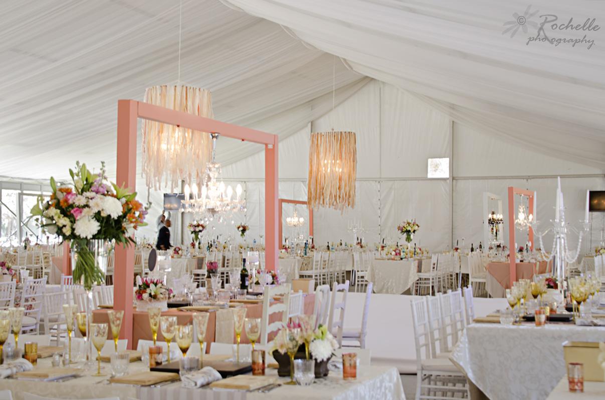 Rochelle Photography: Wedding Venue Design