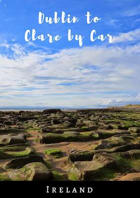 A Road Trip from Dublin to Clare Ireland by Car with Cliffs of Moher Puffins