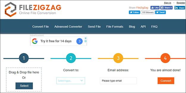 Best 3 FREE Online File Converters | Convert Video, Audio
