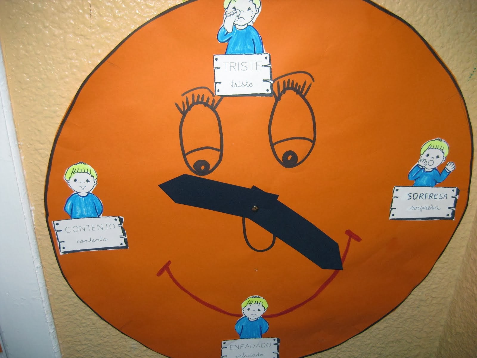 Maestra de Primaria: La educación emocional. Actividades fáciles de ...