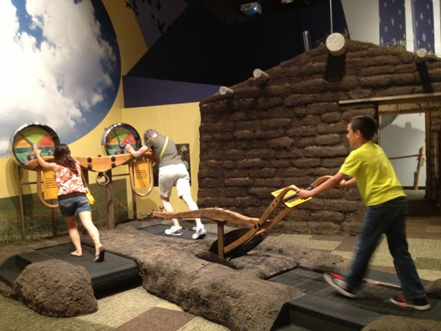 Kids Exhibition Booth : Museum notes history exhibitions for children