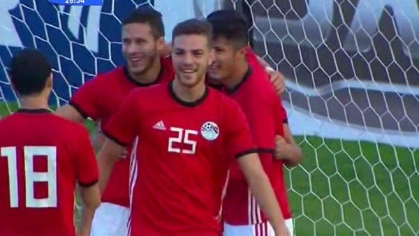 مشاهدة هدف احمد ياسر ريان الجميل مع المنتخب الاولمبى فى مرمى امريكا