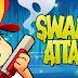 تحميل لعبة هجوم المستنقع Swamp Attack v2.1.5 مهكرة (عملات ذهبية وطاقة والمزيد) الاصدار الاخير
