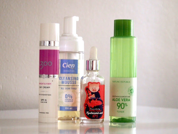 Top 3+3 ihonhoitovinkkini (tuotu vanhasta blogista)