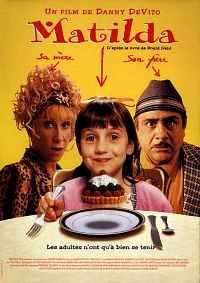 Matilda (1996) Hindi - English Full Movie 300mb BluRay
