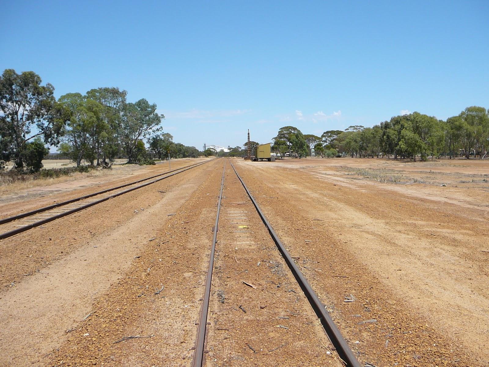 Hyden Railway Western Australia