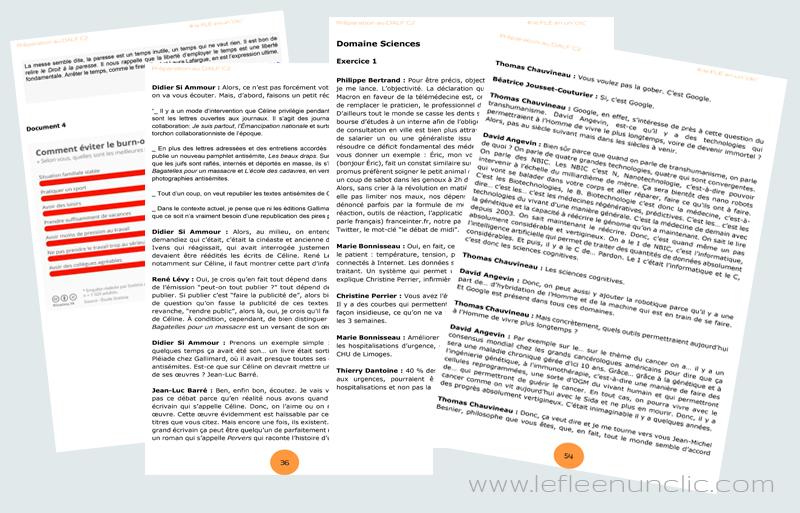 contenu du ebook préparation au dalf c2