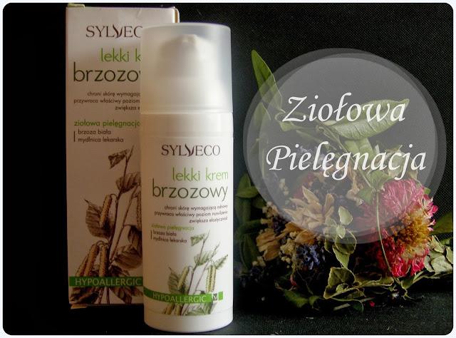 Ziołowa pielęgnacja- Lekki krem brzozowy Sylveco
