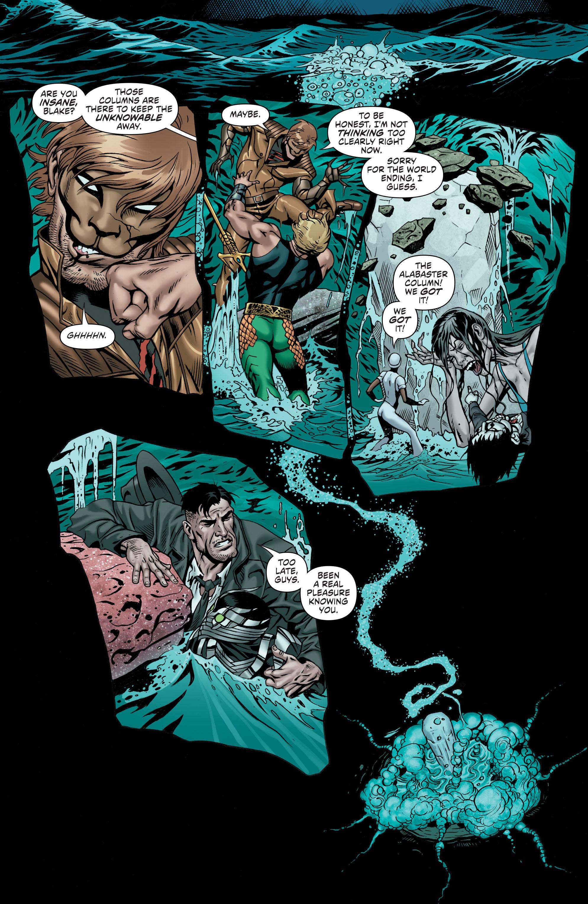 Read online Secret Six (2015) comic -  Issue #8 - 20