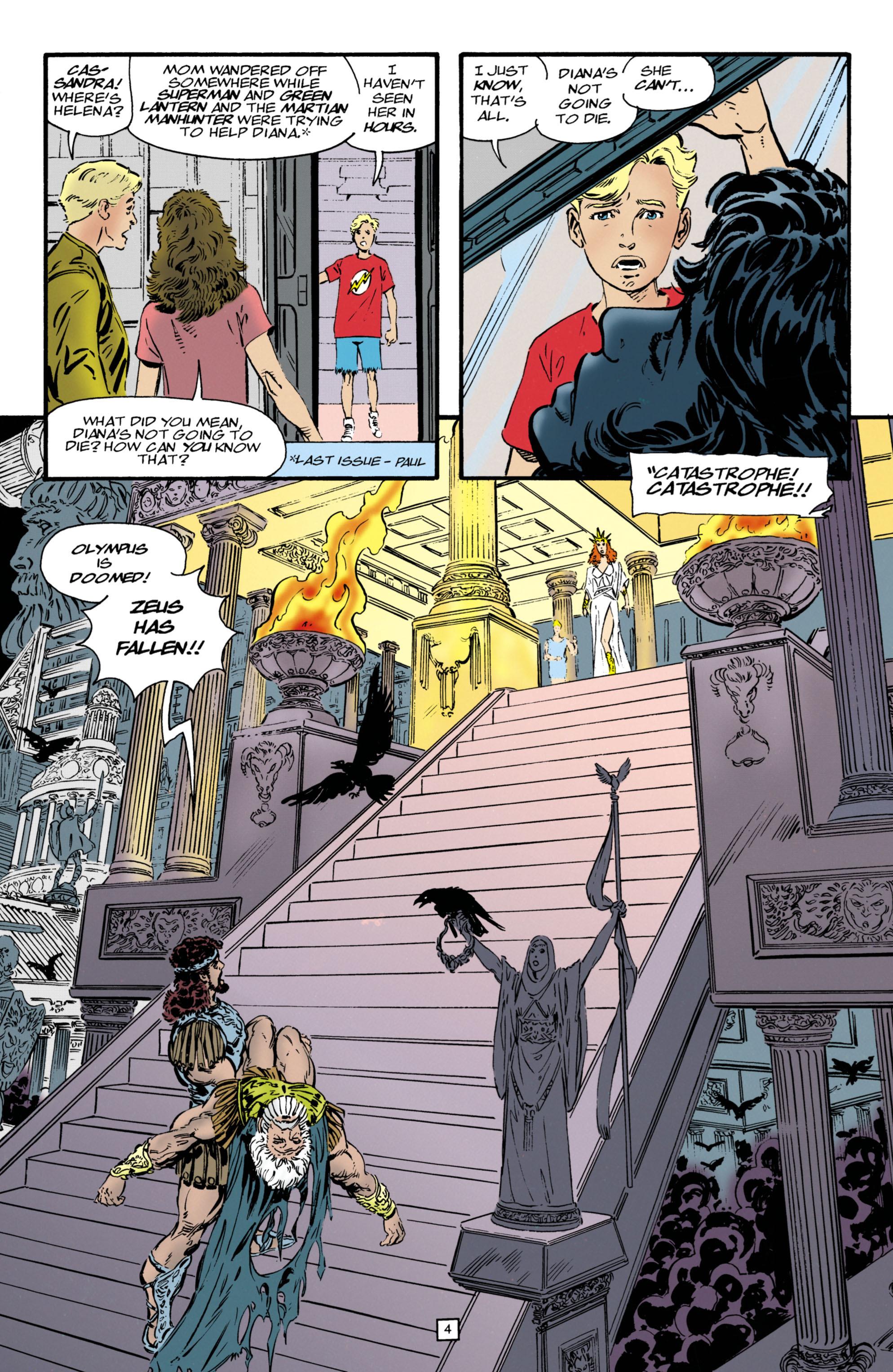 Read online Wonder Woman (1987) comic -  Issue #126 - 4
