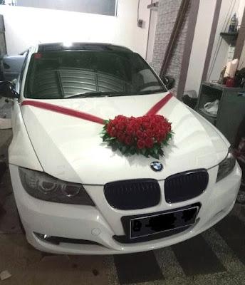 Rental Mobil Pengantin BMW-02
