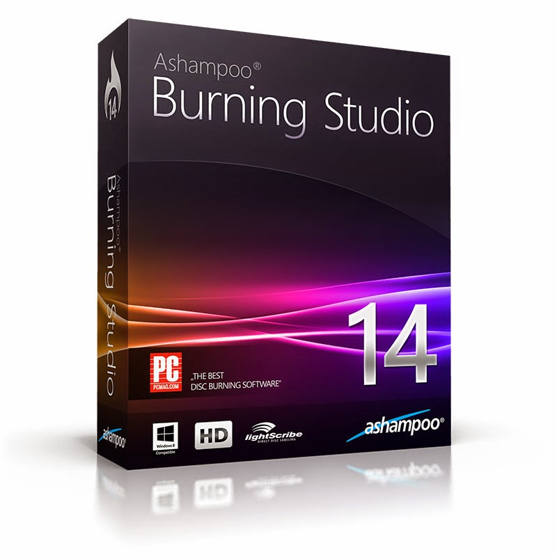 Download Ashampoo Burning Studio 14.0.5 Full Version