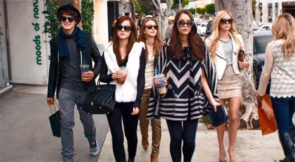 The Bling Ring, directed by Sofia Coppola