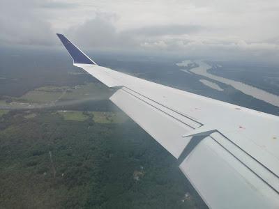 Pemandangan Huntsville dari atas