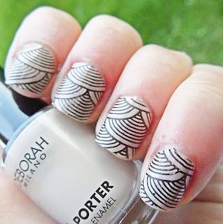 BornPrettyStore-stamping-plate-qgirl-032-nail-art-deborah-milani-get-the-nude-look