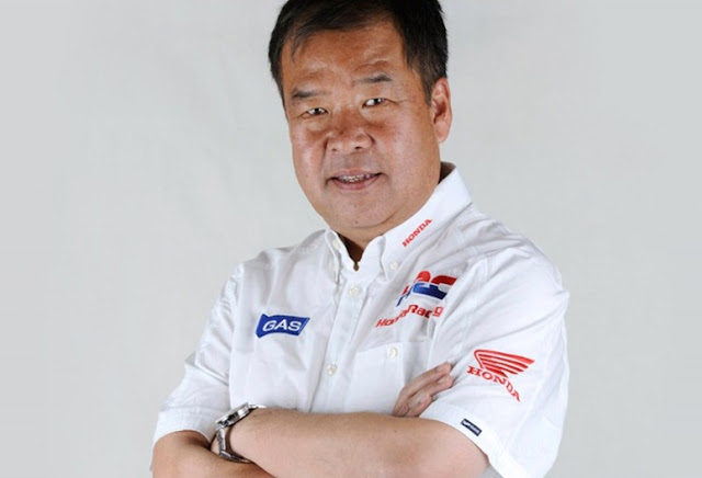Wakil Presiden Honda Akan Pensiun