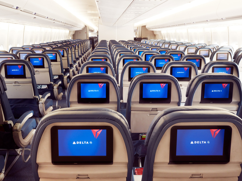 Nigerian Times: Delta Begins Full Flat-Bed Seat ...